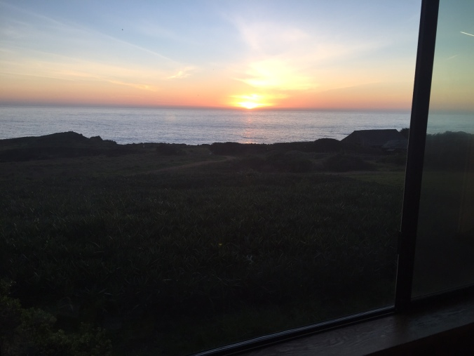 sea ranch sunset